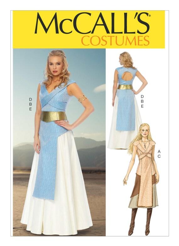 Sewing Pattern Princess Warrior Fantasy Costume Pattern Etsy Stunning Tabard Pattern