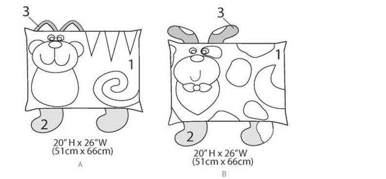 Cat Harness Vest Sewing Pattern
