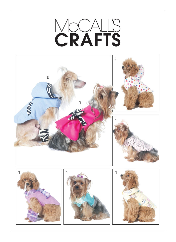 Sewing Pattern for Dog ClothesDog VestDog CoatsDog PJs Dog