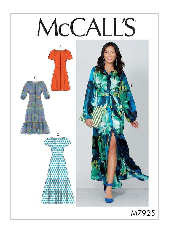Vogue sewing pattern V8815 Women/'s Peplum Top