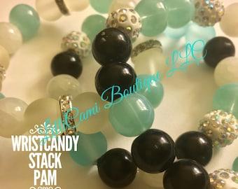 Pam/WristCandy/BeadedBracelets/WristStack