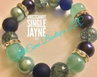 Jayne/WristCandy/Beaded/Bracelet