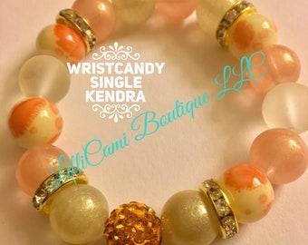 Kendra/WristCandy/Beaded/Bracelet