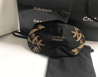 baa1a681c7 Chanel Sublimage Luxurious Sleep Mask- Party Favor or Gift Bag - Perfect  for Easter Mother s Day Bridal Birthday