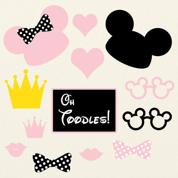picture regarding Minnie Mouse Photo Booth Props Printable identify Minnie Mouse, Mickey Mouse, Photobooth Printables, Minnie Mouse Birthday, picture booth props, photobooth props, electronic data files, black and crimson