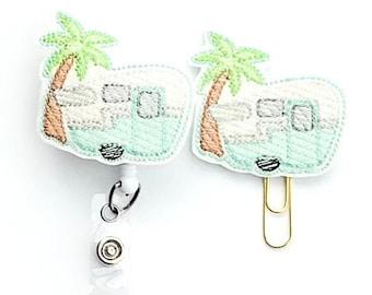 Brooch Pin Name Badge Holder Planner Clip ID Holder Badge Pull Summer Camper Badge Reel Paper Clip Magnet