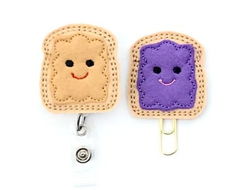 Halloween Candy Truck Badge Reel Planner Clip Magnet Brooch Pin Paper Clip ID Holder Name Badge Holder Badge Pull