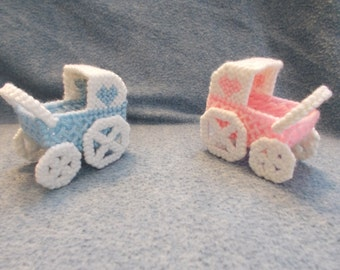 Mini Baby Carriages