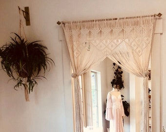 Macrame Curtains