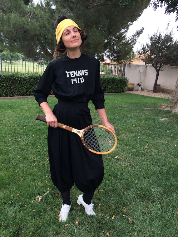1910 Tennis Outfit