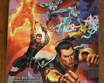 2015 Marvel Comics, NEW softcover, 1st Edition, graphic novel, All New Invadors, Vol 3, The Martians are Coming, Inexpensive Shipping