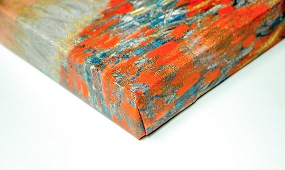 A2 SALVADOR DALI BUTTERFLY BOAT REPRO CANVAS BOX PRINT A4 A1 A3