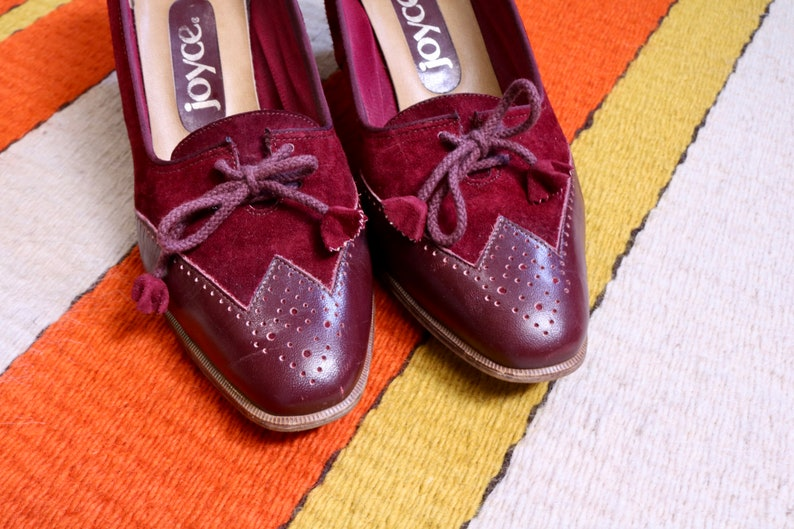 8e2b4896ae1bc Oxford Heels Oxford Pumps Red Suede Heels Red Suede Pumps Burgundy Suede  Pumps Burgundy Pumps Burgundy Suede Heels Burgundy Heels Square