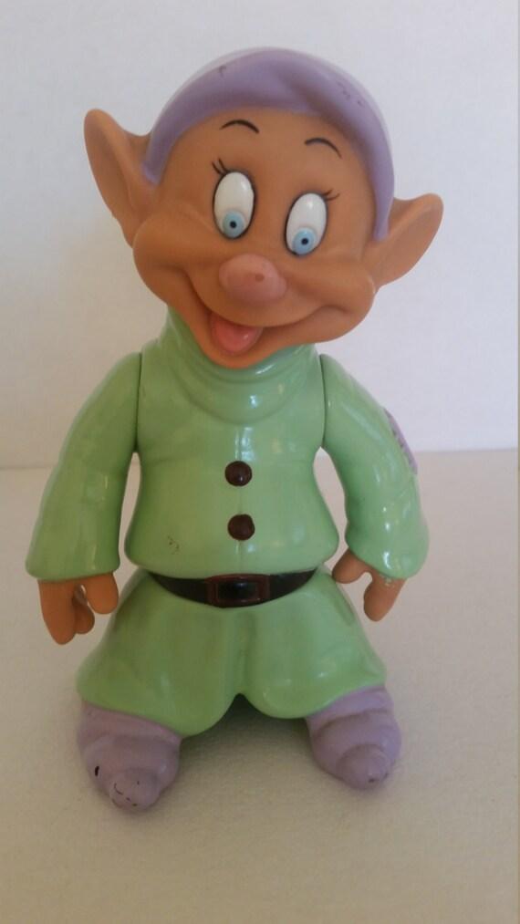 Lot 2 Vintage Disney 2 inch SNOW WHITE Figure PVC Cake Topper Rare Vintage Toy Fun Vintage Toy