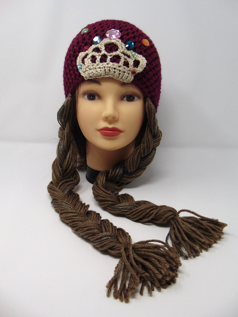 Anna Crochet Hat
