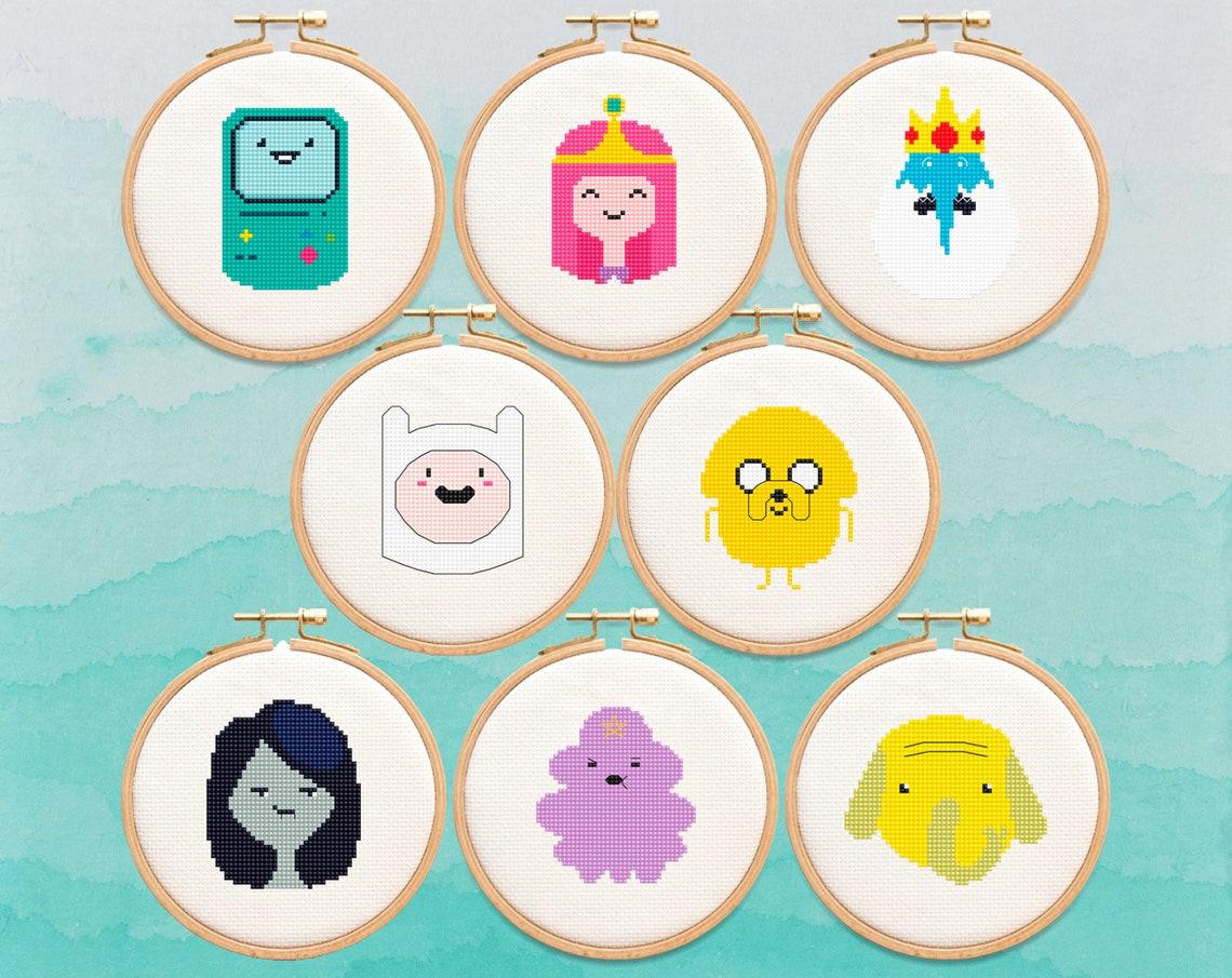 New Wallpaper Adventure Time Characters Fashion Erwachsene