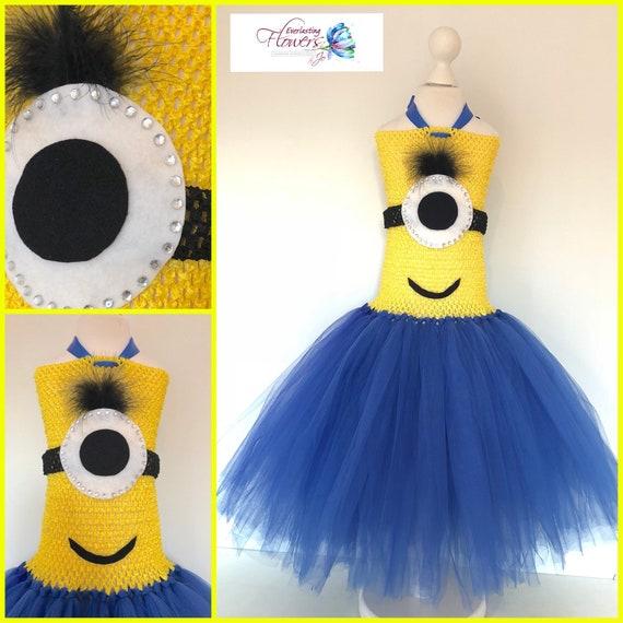 Girls Pikachu Pokemon Dress Up Set Tutu Wand Ears Fancy Dress Costume NEW
