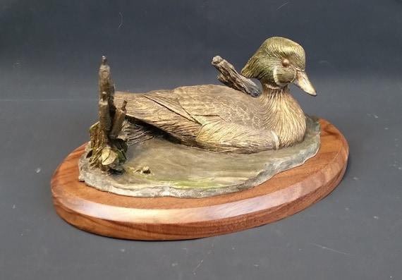 wooden duck decoy carvers