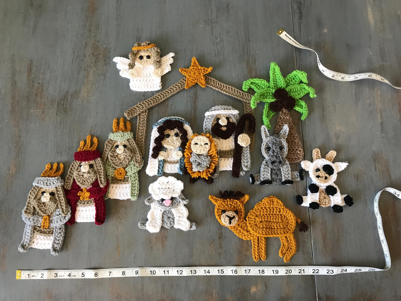 Nativity Scene Patterns Awesome Ideas