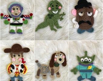 Crochet Pattern - INSTANT PDF DOWNLOAD - Nellas Cottage Patterns - Pattern - Crochet - Crochet Toys - Toy Patterns - Crochet Astronaut