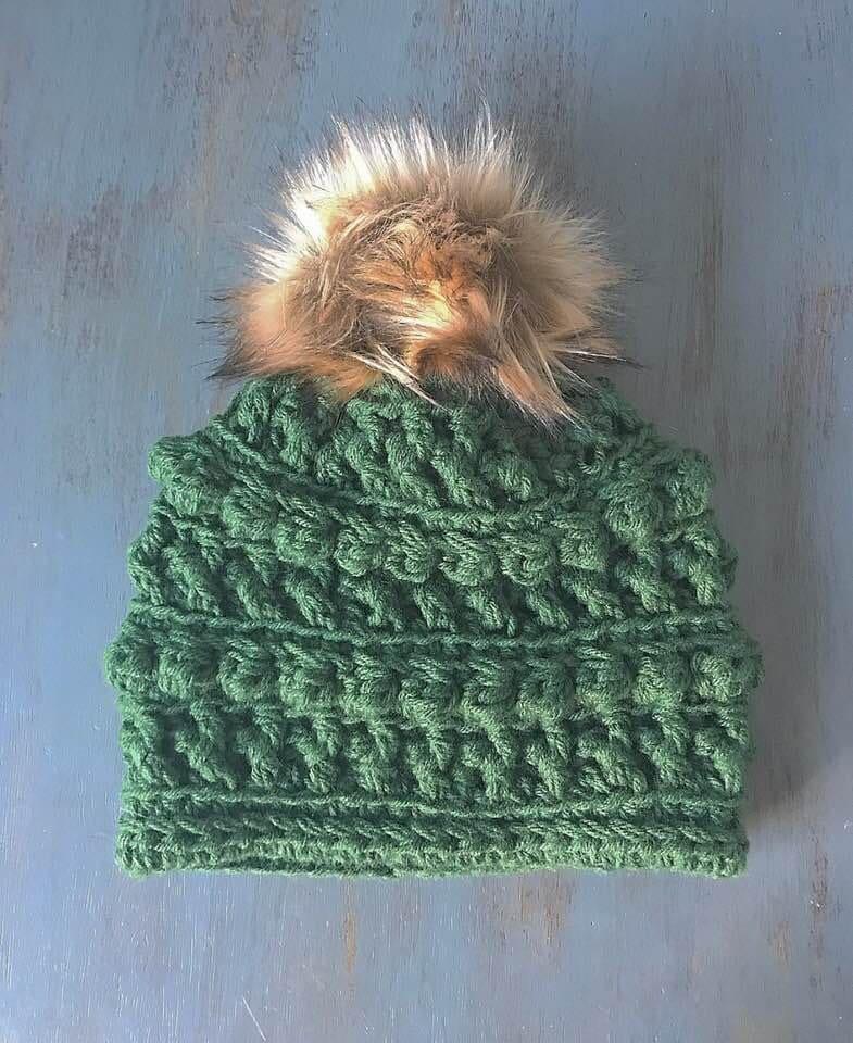 Crochet Pattern Instant Pdf Download Hat Pattern The