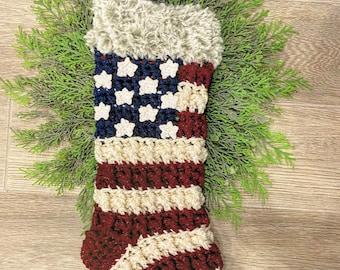 Crochet Pattern - INSTANT PDF DOWNLOAD - Crochet Stocking Pattern - Stocking - Christmas Stocking - Christmas Pattern - Pattern - Alpine