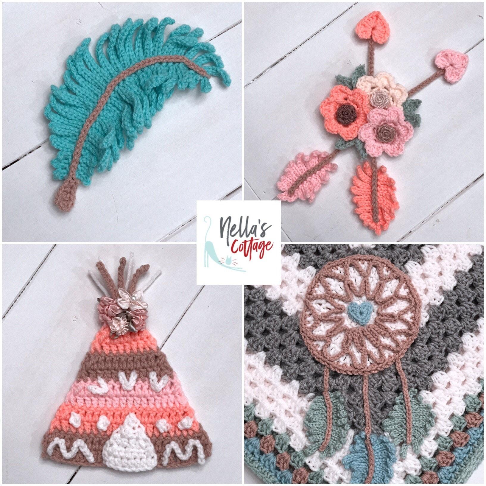 Crochet Pattern Instant Pdf Download Pattern Crochet Etsy