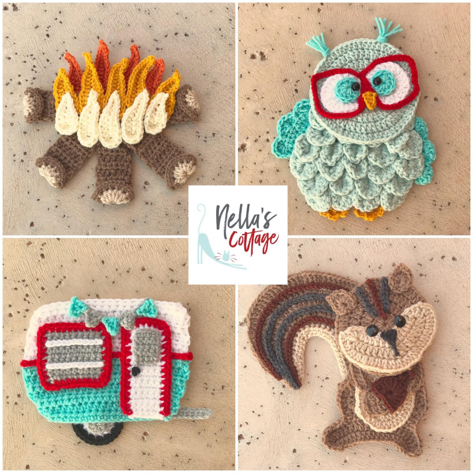 Crochet Pattern Instant Pdf Download Crochet Patterns Etsy