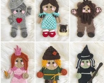Crochet Pattern - INSTANT PDF DOWNLOAD - Nellas Cottage - Over The Rainbow - Crochet - Patterns - Crochet Patterns - Nellas Cottage Patterns
