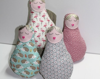 Doll decoration LA MAMA choose colors