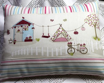 Sweet country pillow cover