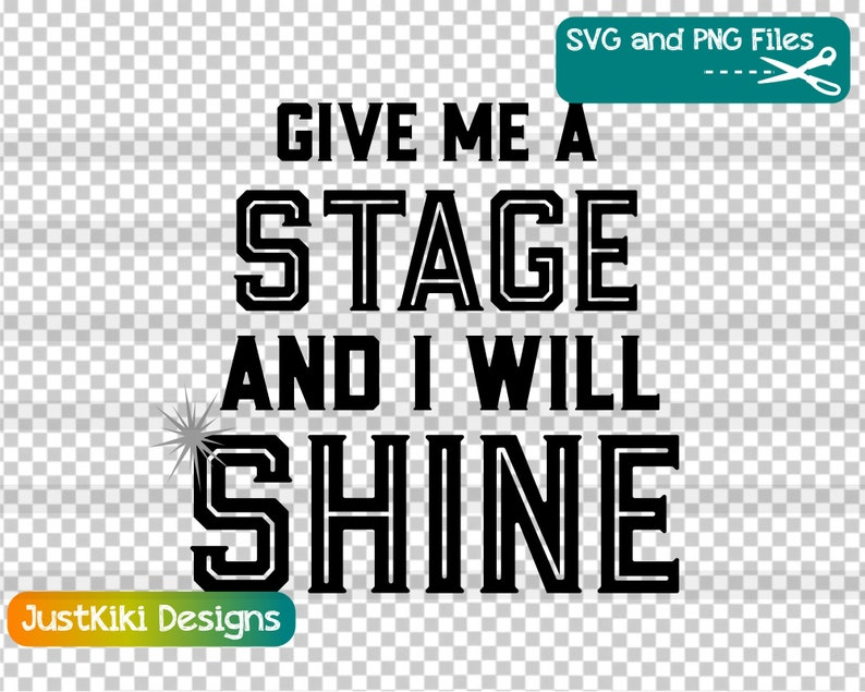 Musical Theater SVG PNG Clipart Bundle Musical Lovers Includes 5 Designs Make Unique Gifts For Aspiring Actors Singers Actresses