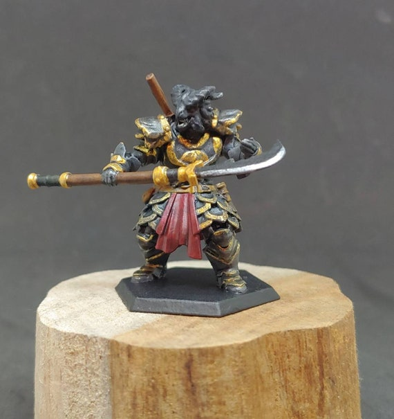 Custom Painting Service for Hero Forge Miniature Dungeons and Dragons  Miniature