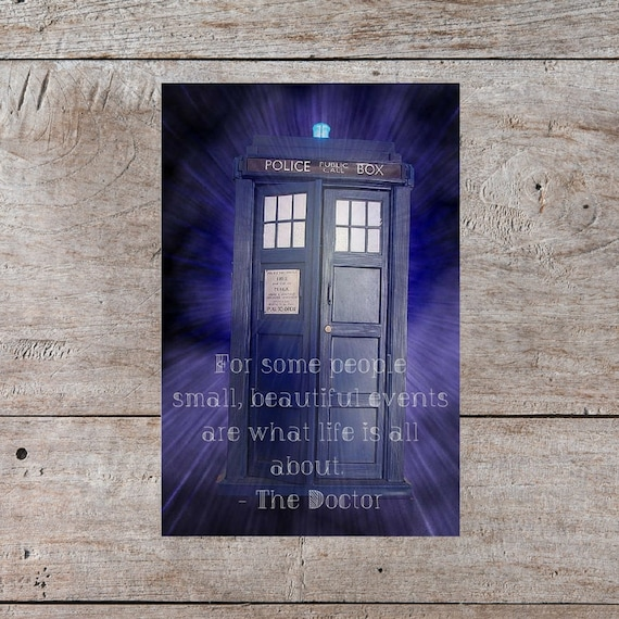 Dr Who Birthday Card Dr Who Baby Card Dr Who Anniversary
