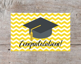 Graduation Card, Graduation Greeting Card, High School Graduation, College Graduation, Graduate Card, Printable Greeting Card