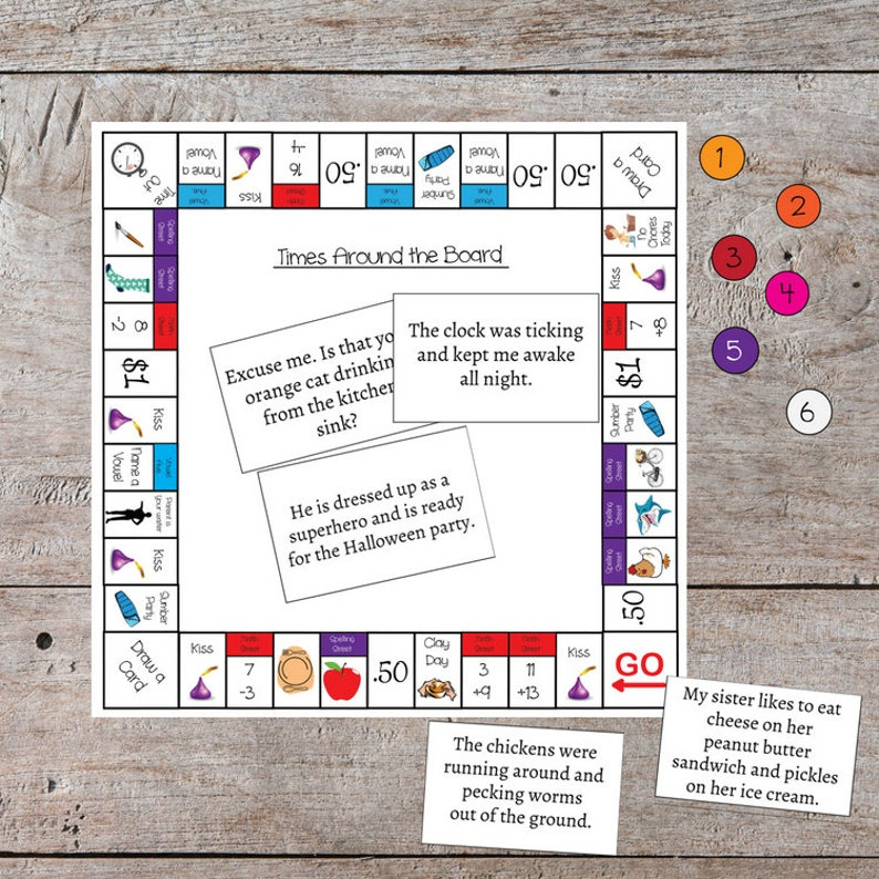 photo about Printable Reading Games identify Printable Looking at Board Video game, Printable Practices Board Activity, Childrens Board Activity, Routines Amendment Board Recreation, Really encourage Studying Video game