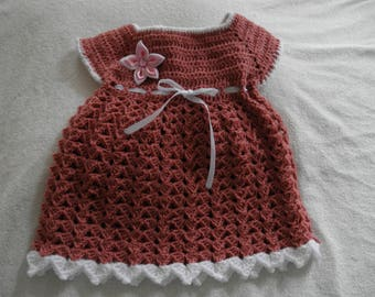baby short sleeve dress in size 3 months
