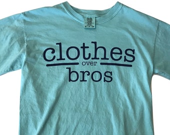 Clothes Over Bros Reg - Long Sleeve -Chalky Mint