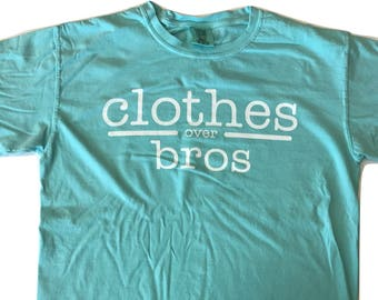 Clothes Over Bros - T shirt - Chalky Mint ( comfort Color )