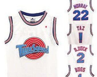 Space Jam Tune Squad Jersey - Multiple variations - Taz  534b18785f