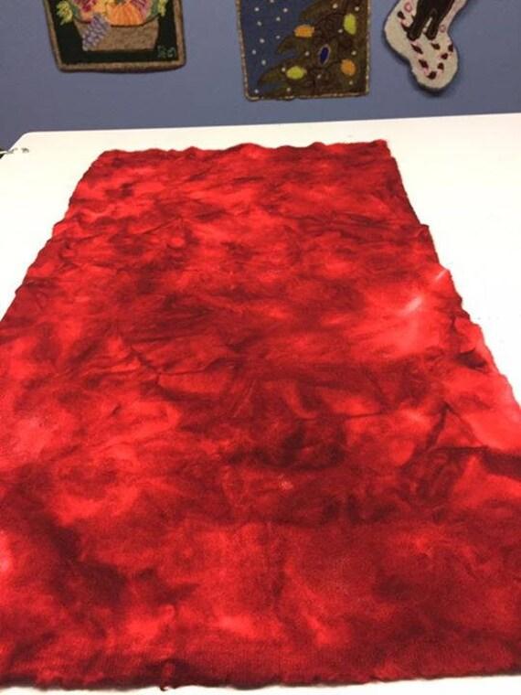"""100/% Wool /""""Dorr Natural/"""" for Rug Hooking Applique /& More  **1 yard**"""
