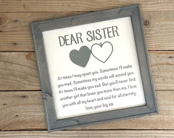 Little Sister Gifts