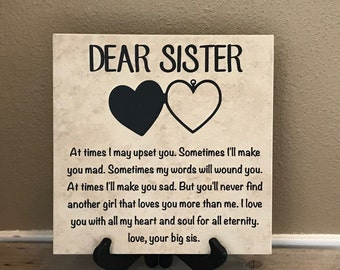 Unique Gifts For Sisters