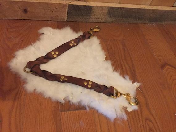 Leather Leash Coupler