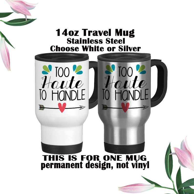 Born To Shop Shoe Lover Fashion Cup Couture Mug Fashion Mug Shopping Mug Shopping Addict Travel Mug Too Haute To Handle