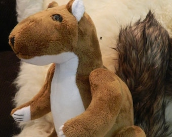 Plush Squirrels!