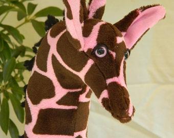 Giraffes!  Choose your favorite color!