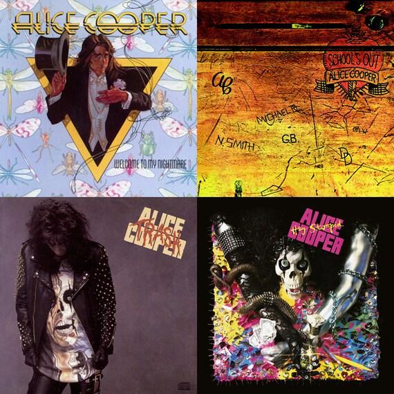 Alice Cooper Album Cover ...
