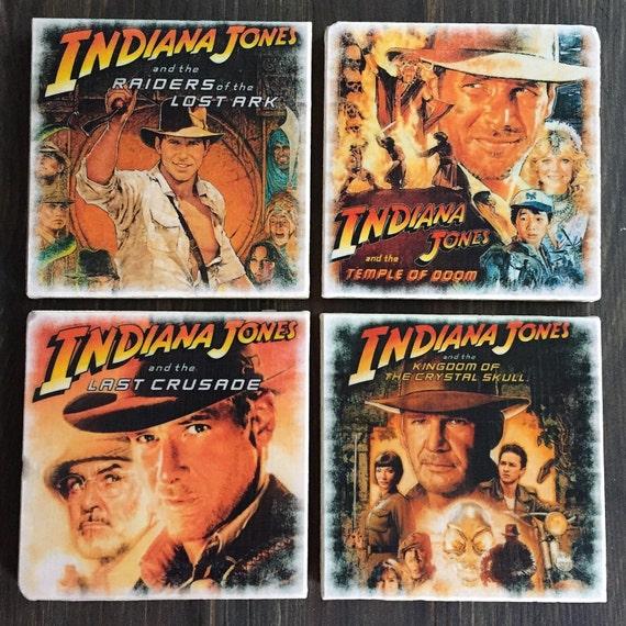 Indiana Jones Movie Poste...