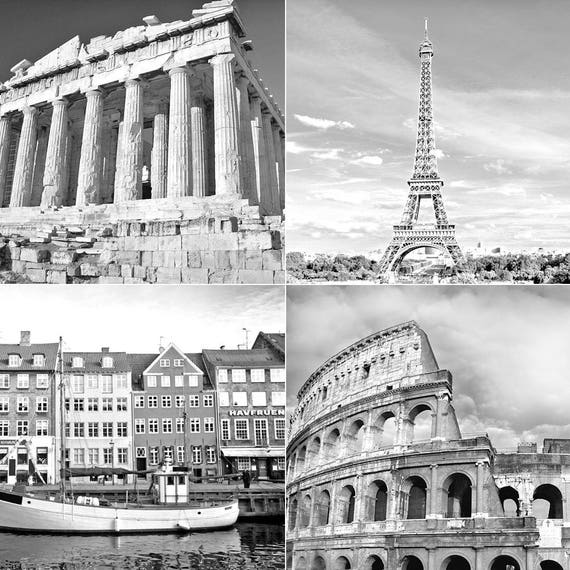 European Landmarks Stone ...